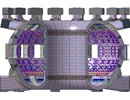 Cut away image of the ITER vacuum vessel assembly