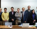 ICAS and F4E representatives at the kick-off meeting in early January
