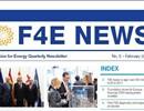 F4E Newsletter - February 2011