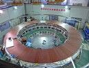 Double Pancake 7 after having completed Vacuum Pressure Impregnation at ASIPP, The Institute of Plasma Physics of the Chinese Academy of Sciences in Hefei, China.
