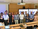 Experts and representatives from F4E and ITER IO during the Conceptual Design Review of the European Test Blanket Module Systems